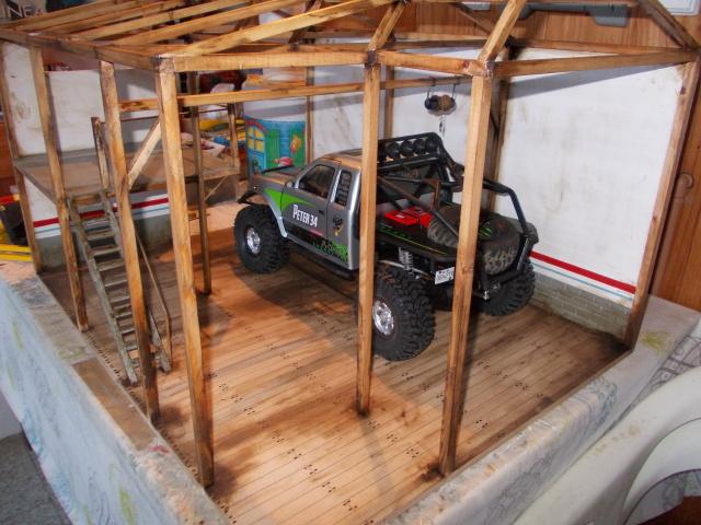 Diorama: garaje-taller crawler escala 1/10 - Página 2 149urmf