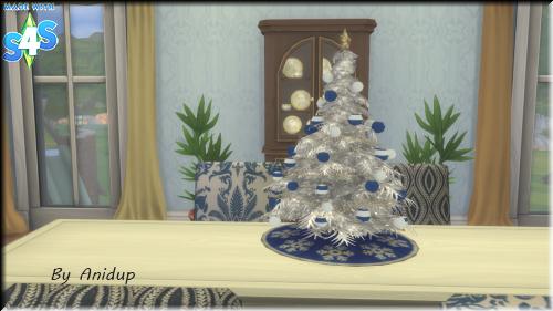 Sims4: Christmas tree Light 14nn1tx