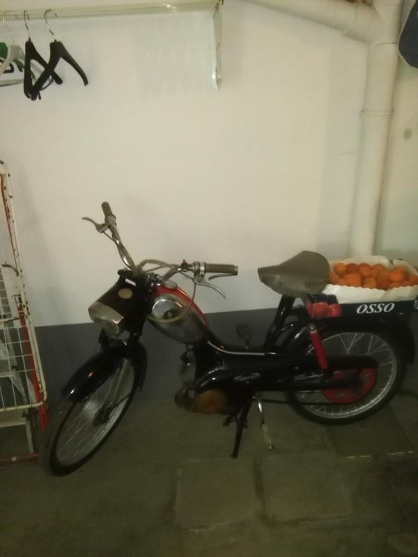 Otras motos de los participantes en el foro 15x74si