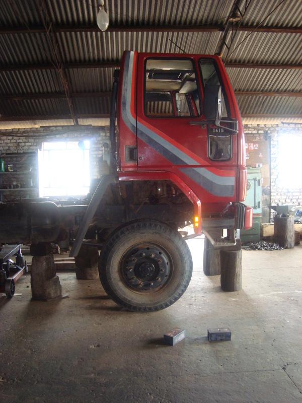 ford cargo 6x6 e FTO 6.6  combinação perfeita  16a5wfp