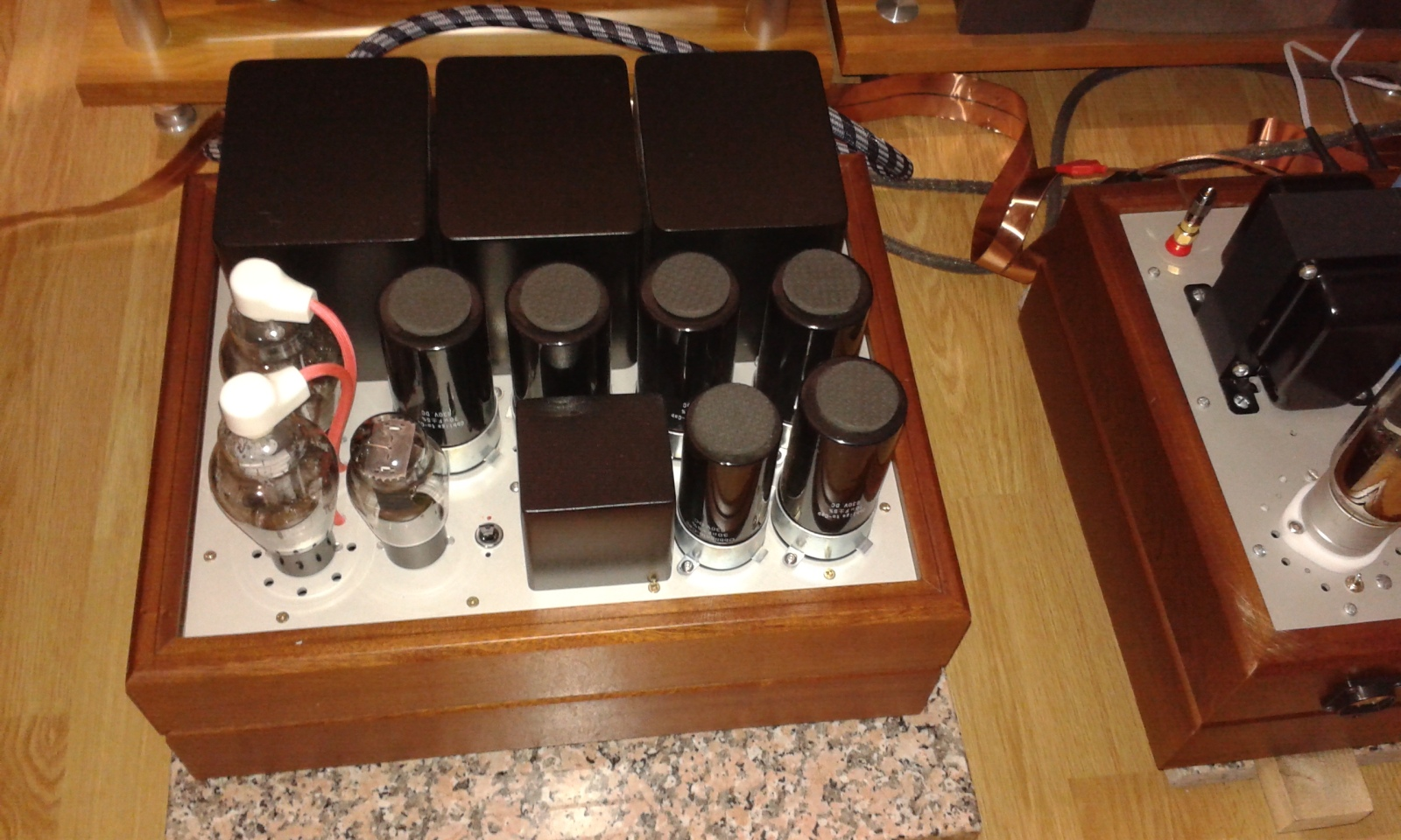 DIY Single end 211 triode  1fager