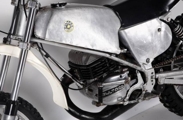 "Bultaco Streaker 350 ""Agua"" 1sd1l1"