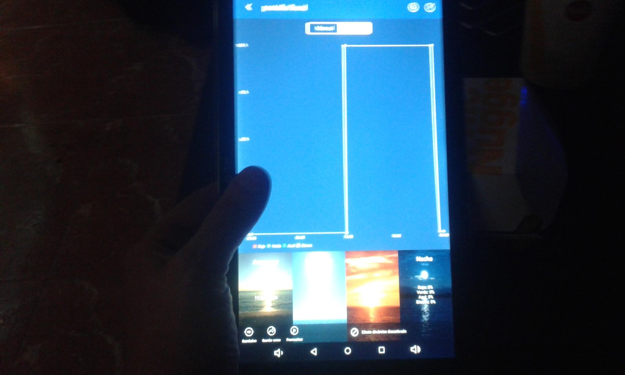 Probando la pantalla Fluval aquasky 1z1e0yf