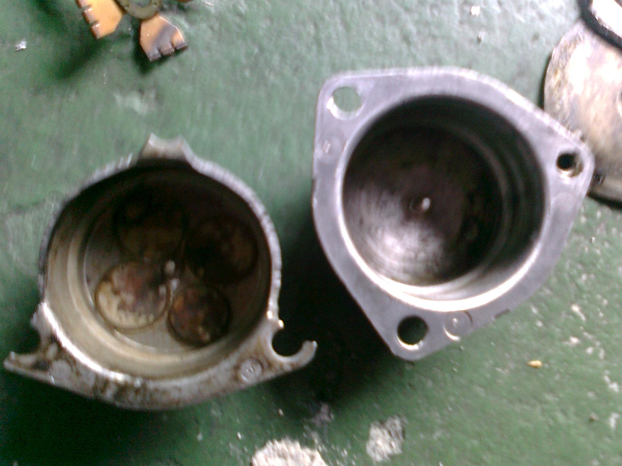 pré aquecedor de combustivel no coletor de admissao monza alcool (ptc) 1ze9vyt