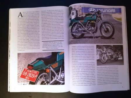 Bultaco Montjuïc 360 - 1974 206k5rn