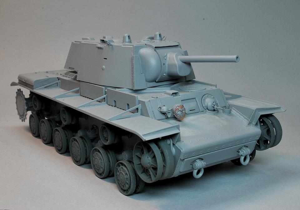 КВ-1 Ленинградский фронт 1942г 209g1vd