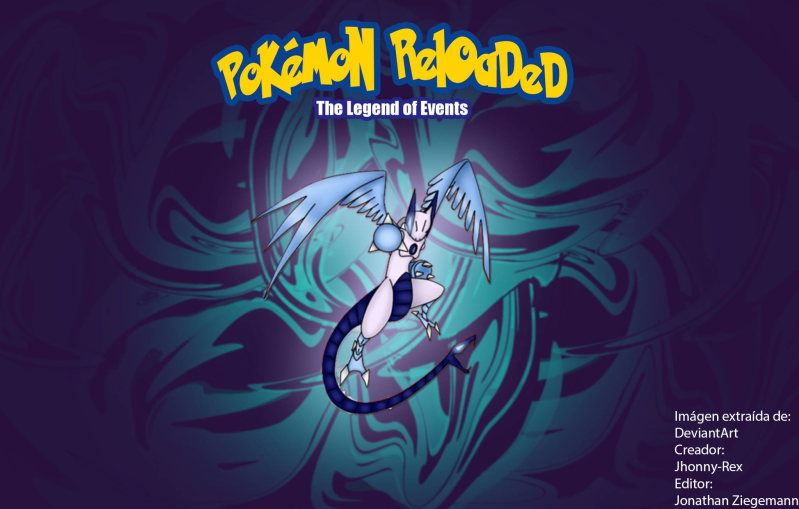Pokémon Reloaded The Legend Of Events