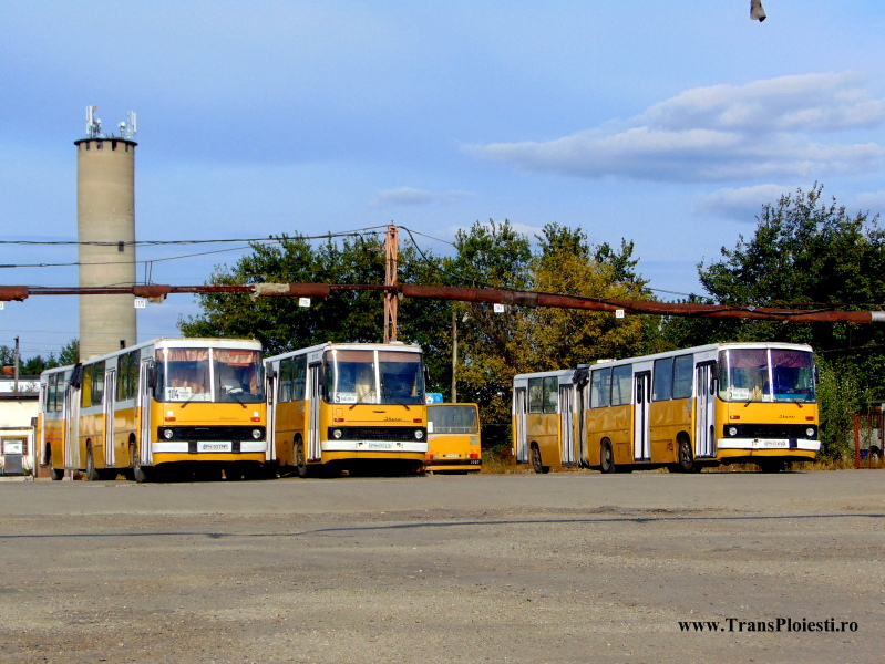 Autobaza TCE Ploiești 20z1h8z