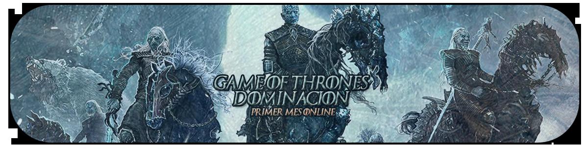 Game Of Thrones Dominacion