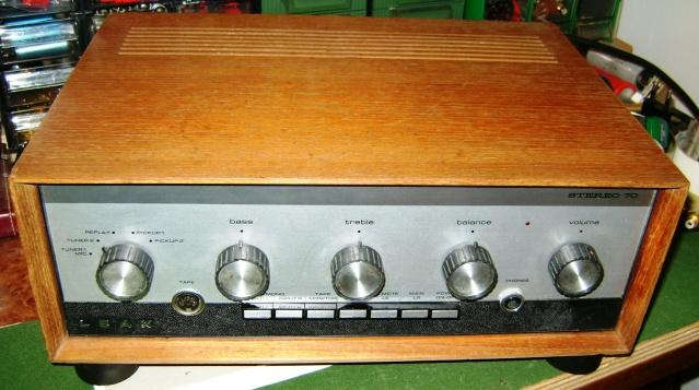 Leak Stereo 30, 30 Plus - Stereo 70 2127prd