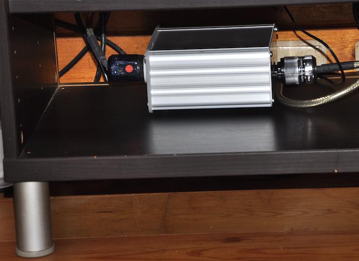 Transformador de aislamiento AC Edwards Audio ISO1: La lámpara de Aladino 21jr40k