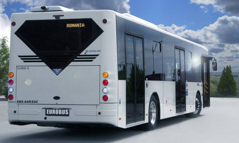Euro Bus Diamond 22hrvt
