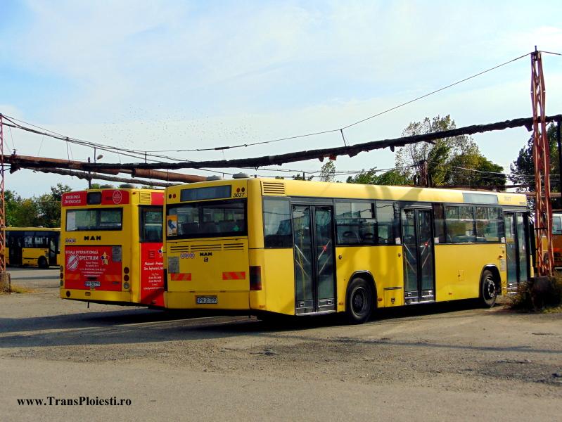 Autobaza TCE Ploiești 2364bk
