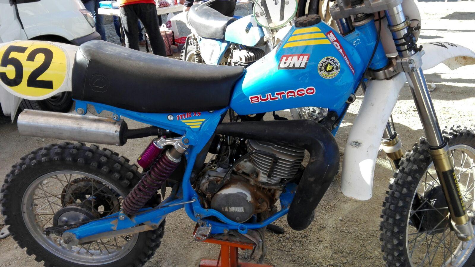 Pursang motor Yamaha 23mwr29