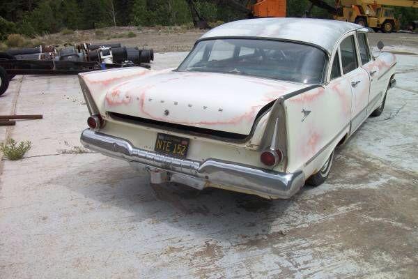 1958 Plymouth, un sueño. 23w8ms8