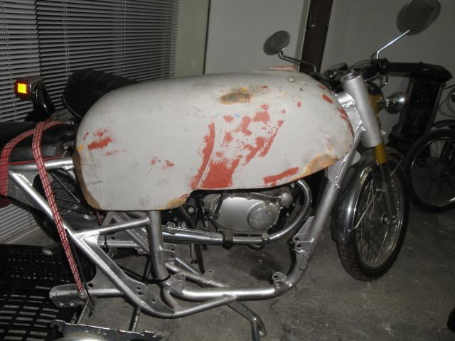 Mi nuevo proyecto: Bultaco Junior kit America 2428s61