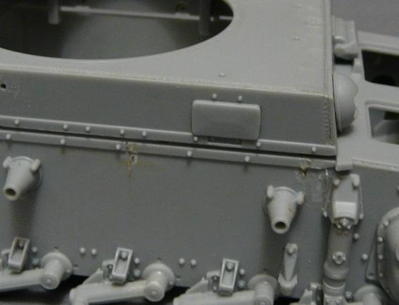 Pz.Kpfw.III Ausf.L зимний вариант., Зимняя тройка.1/35 24b7w28