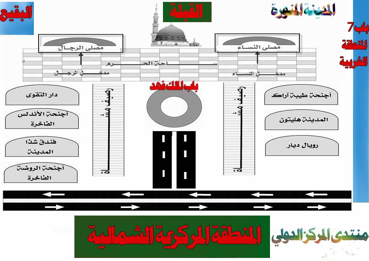 بعض الفنادق القريبة من الحرم النبوي الشريف بالمدينة المنورة 24erym8