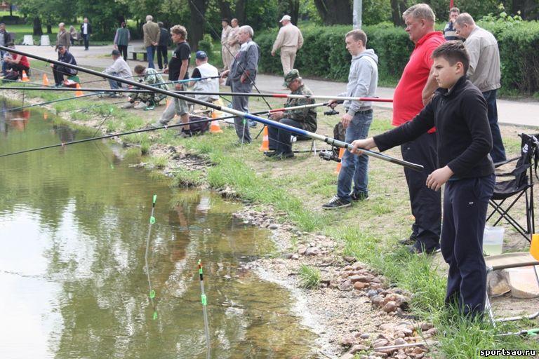 «Народная рыбалка» в мае на Ангарском пруду 24o0nx0