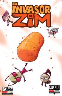 Invasor ZIm comics en español desde el #2 al #4 24xe9nb