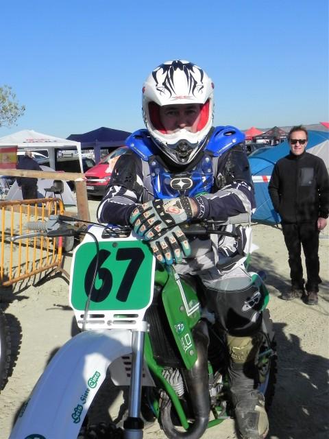 COPA ESPAÑA 80cc  250ukiq