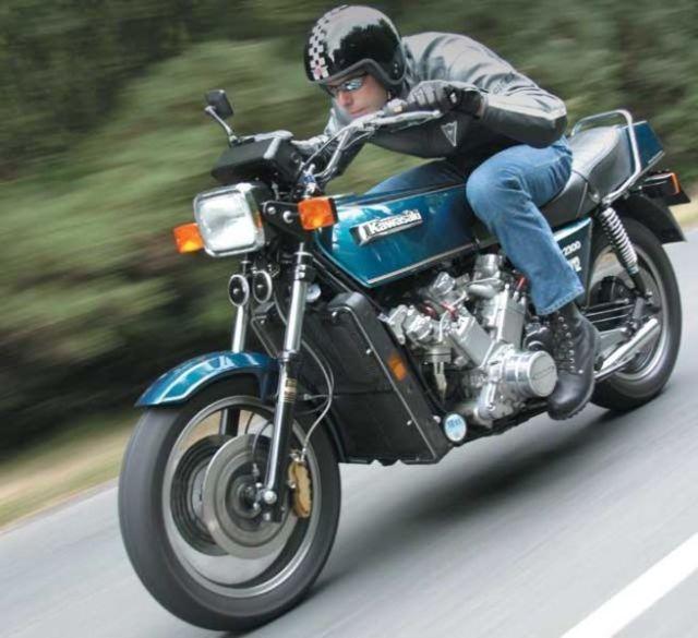 Kawasaki Z2300 12 V 255krrt