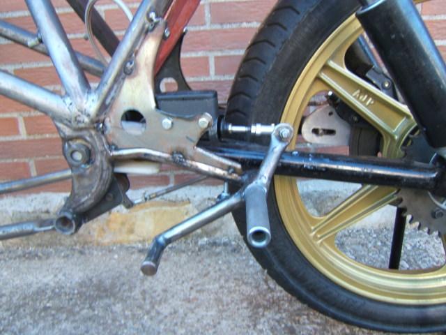"Bultaco Streaker 350 ""Agua"" 25722yf"