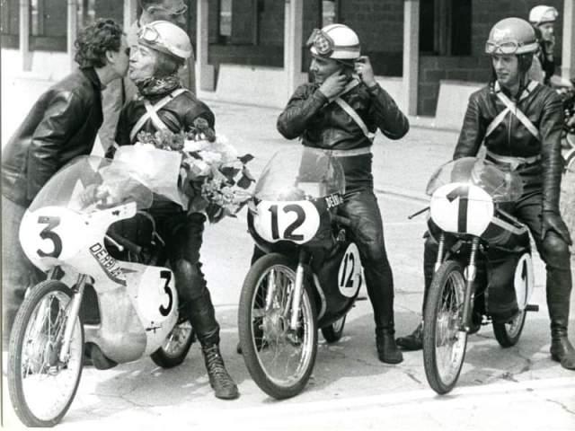50cc - Itom 50cc de carreras 1967 25ouedv