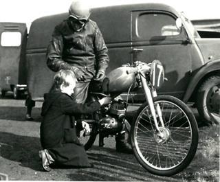 50cc - Itom 50cc de carreras 1967 25qunhl