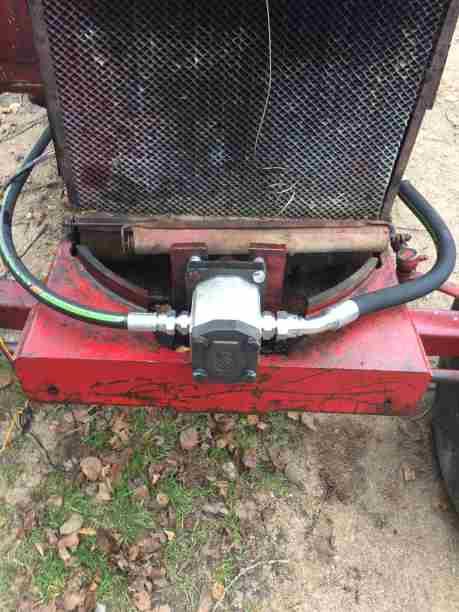 David Brown Cropmaster Diesel (ei siis 25D) kysymyksiä - Sivu 2 25up545