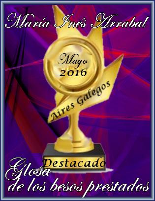 Premios de María Inés Arrabal 260d5km