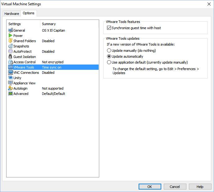 [TUTORIAL] VMWARE: INSTALANDO OS X EL CAPITÁN EN OS X Y WINDOWS... A LA BILBAÍNA 264nxc8