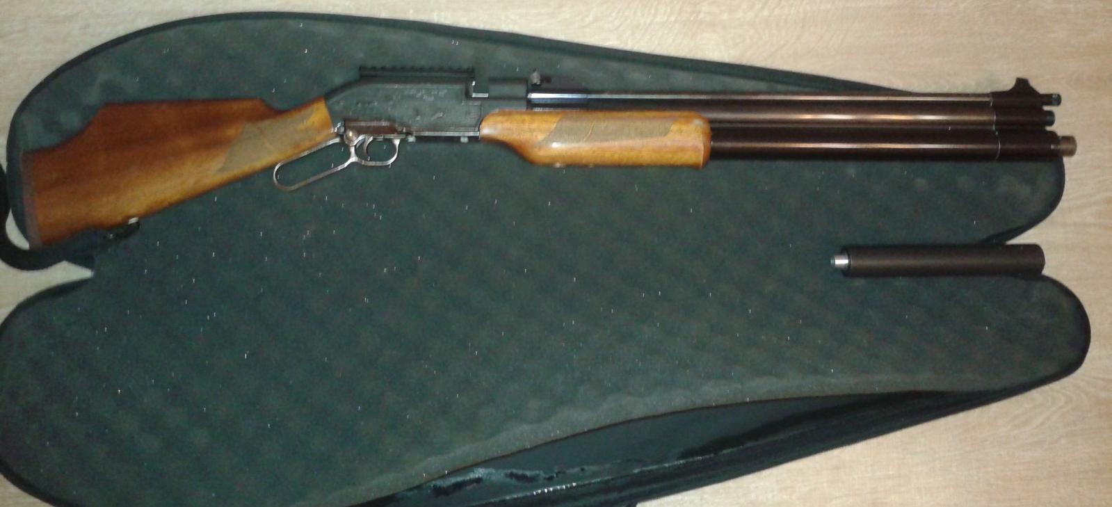 Продам Sumatra винтовка cal 6.35 объем 500 27x2fd5