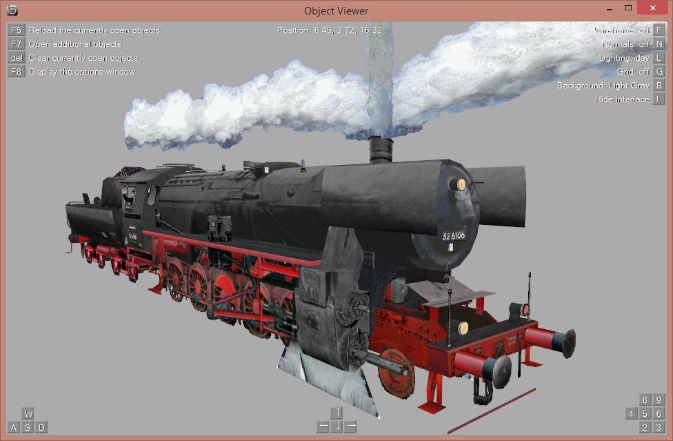 New Feature: Loksim 3D Object Loading 280p155