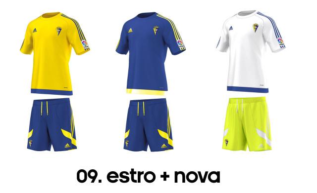 Catálogo Adidas 2016/17 - Cádiz CF (Posibles opciones)  28a810l