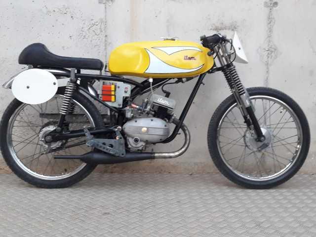 50cc - Itom 50cc de carreras 1967 28lyxzo