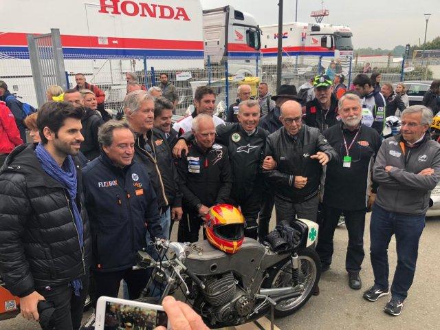 La Ossa Monocasco en Le Mans 50 Años Después 28sy9hi