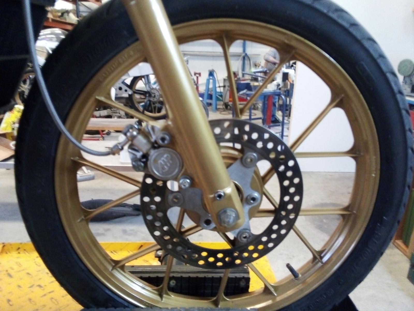 MH Minarelli 80 para circuito 2957d39