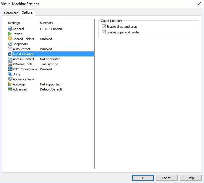 [TUTORIAL] VMWARE: INSTALANDO OS X EL CAPITÁN EN OS X Y WINDOWS... A LA BILBAÍNA 29oiy45