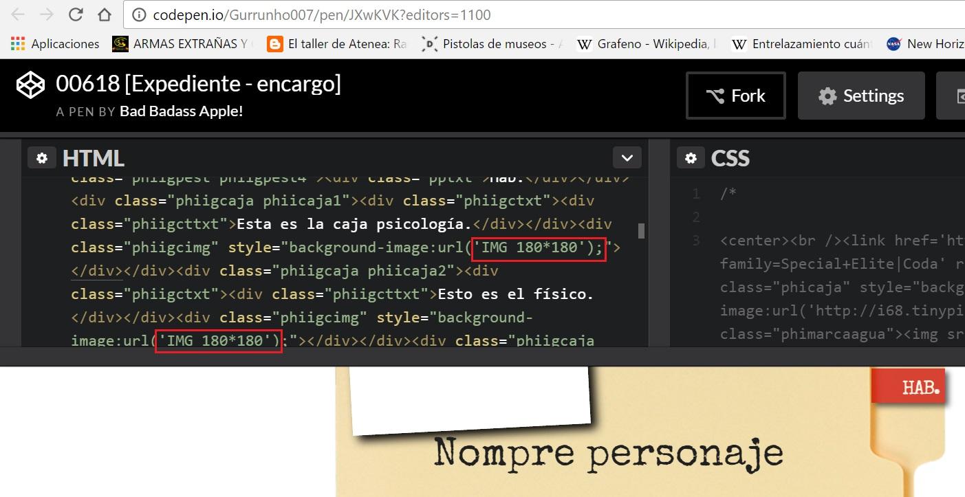Tutorial: cómo poner las imágenes en las tablillas de código html 29ojvr5