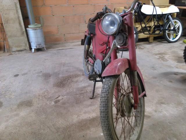 Moto Guzzi Dingo... regalada 2a9eikj