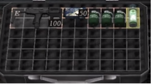 maletin  granadas y spray en HD 2cff793