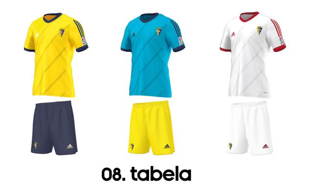 Catálogo Adidas 2016/17 - Cádiz CF (Posibles opciones)  2cgbvxj