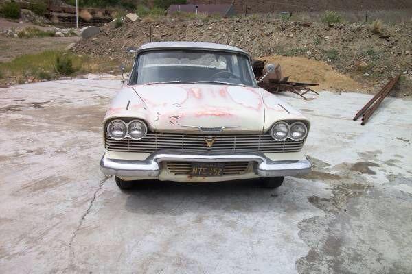 1958 Plymouth, un sueño. 2cylc8o