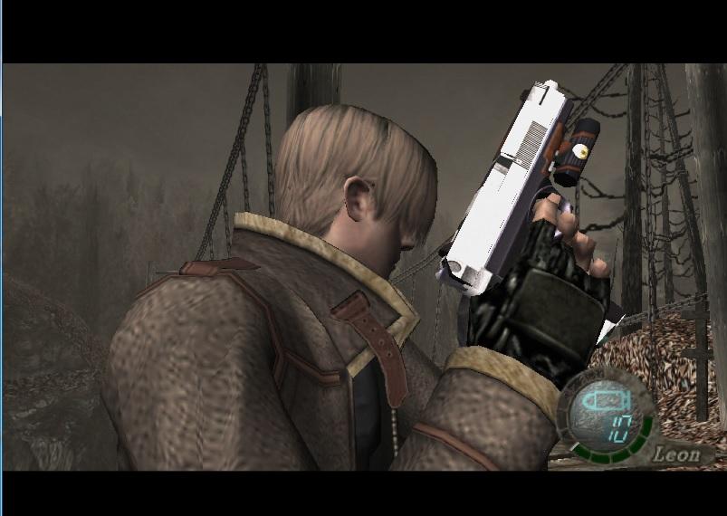 Handgun HD Leon/Wesker 2dj1bmf