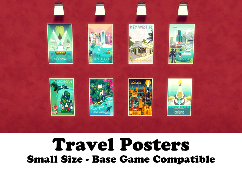 Small Travel Posters 2drxb4h
