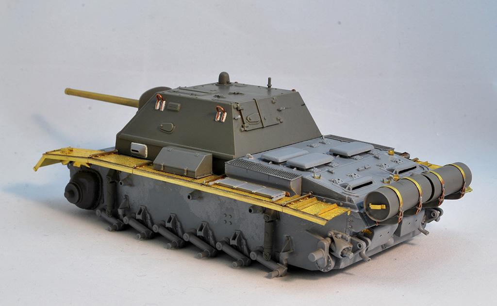 СУ-76И 2e56zk1