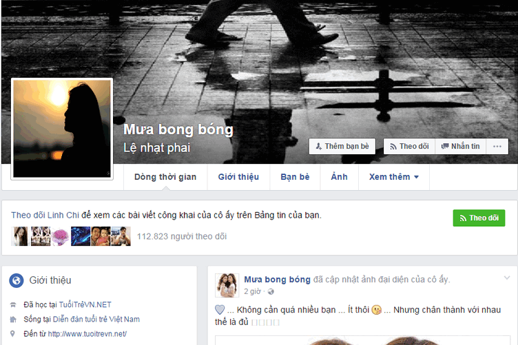 Topics tagged under facebook on Diễn đàn Tuổi trẻ Việt Nam | 2TVN Forum 2emfokn