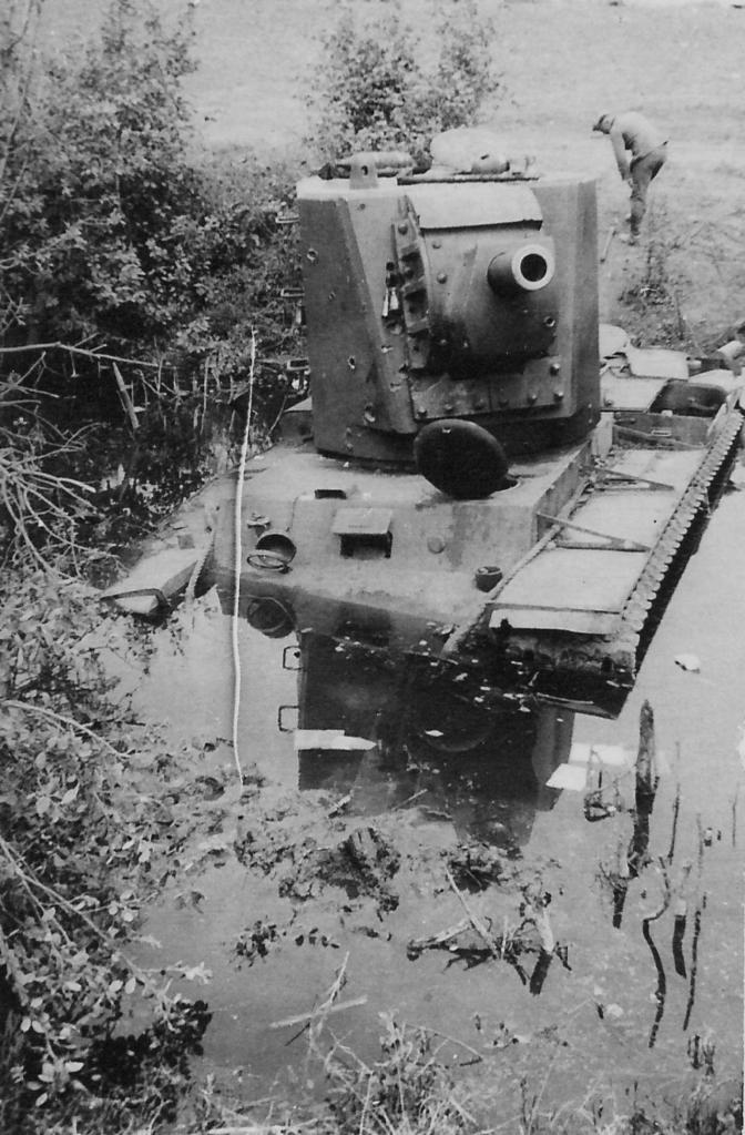 КВ-2 с большой башней (август 1940 г.) 2ennd77