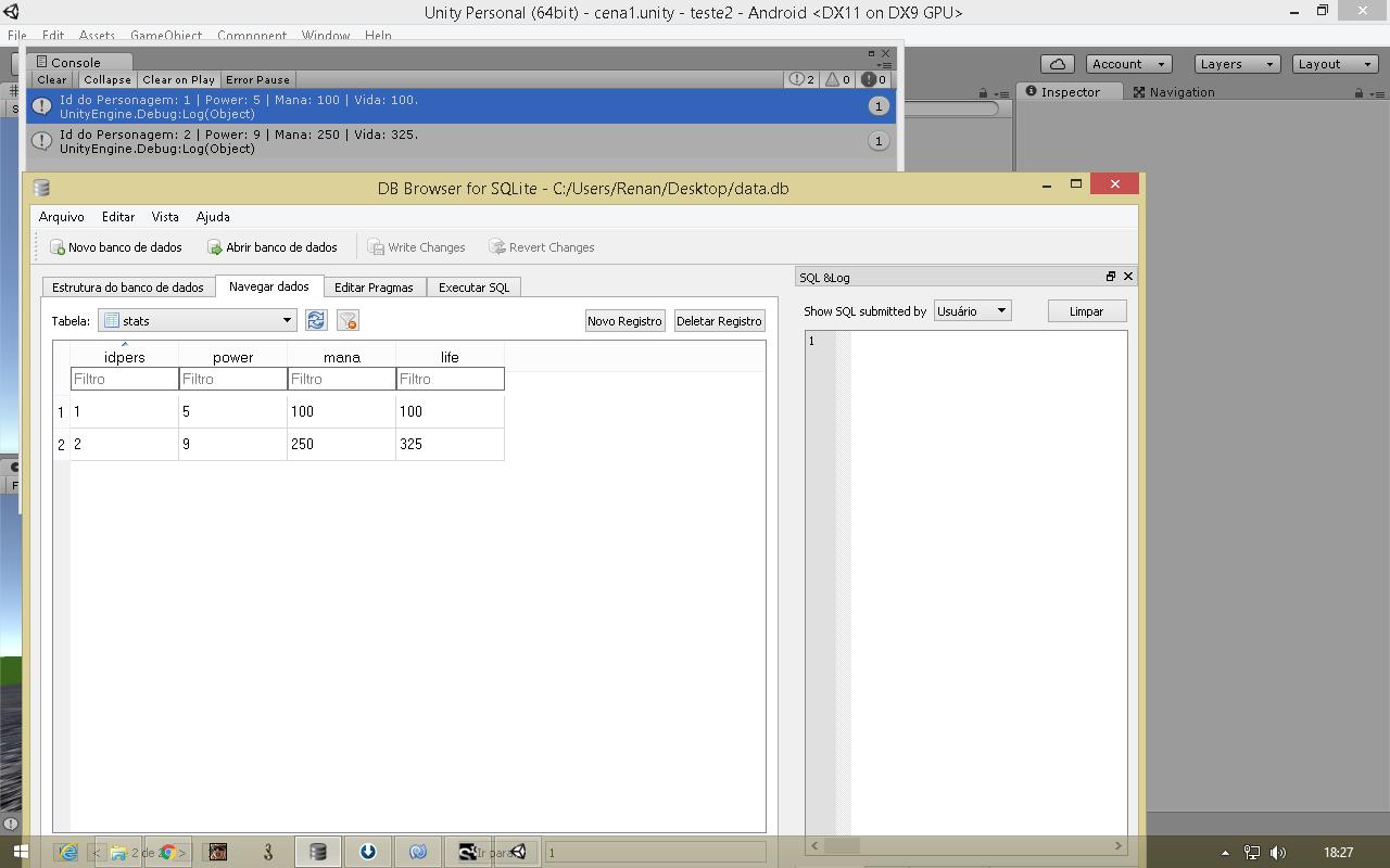 [TUTORIAL] Banco de Dados || SQLite 2h5nqr8